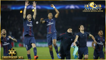 Barcelona Di Bantai Paris Saint Germain - Agen Poker Online