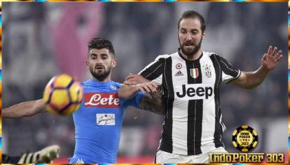 Pertandingan Panas Napoli vs Juventus Liga Italia Seri A