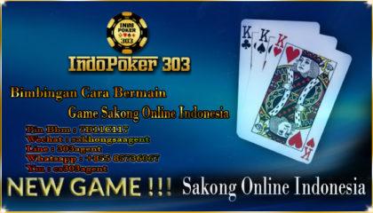 Bimbingan Cara Bermain Game Sakong Online Indonesia