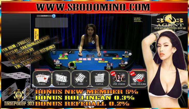 Agen Live Poker Online Terbesar Dan Terpercaya
