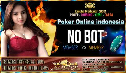 Agen Resmi Poker Online Pelayanan Terbaik