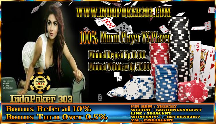 Daftar Akun Poker Online Resmi Gratis Di Sini