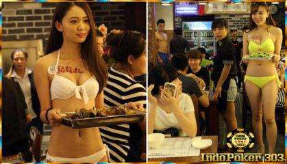 Restoran Berbikini Menjamur Di Taiwan - Agen Poker Terbaik