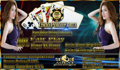 Situs Tempat Poker Online Indonesia Paling Profesional