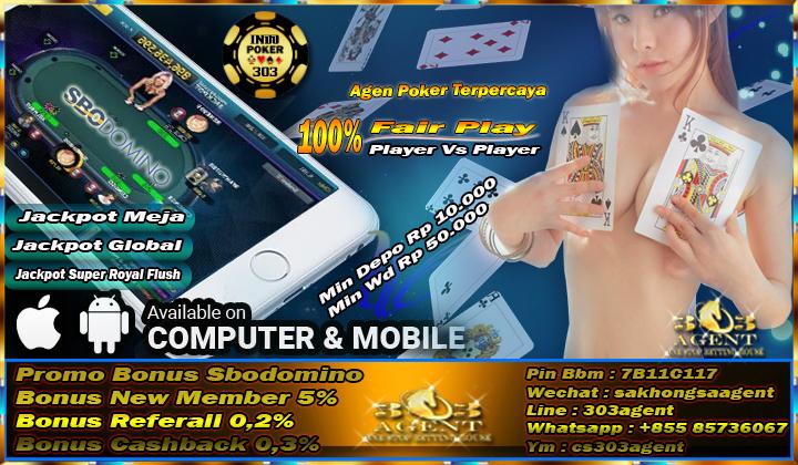 Panduan Dan Teknik Bermain Poker Online SBODOMINO