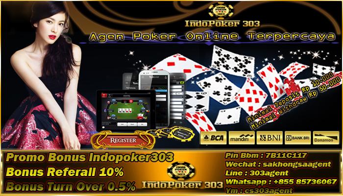 Situs Daftar Poker Online Terpercaya Dan Teraman