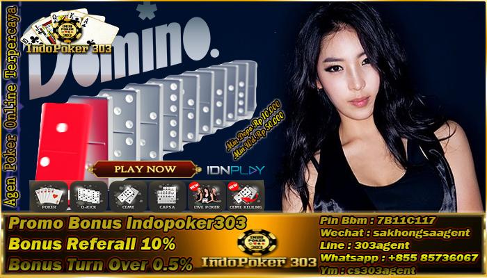 Permainan Domino Online Yang Menyenangkan - BandarQQ Online