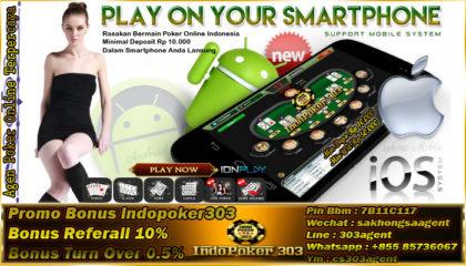 Trik Bermain Poker Online Dari Smartphone Android