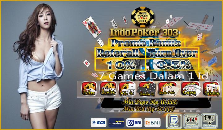 Bandar Poker Online Yang Memberikan Bonus Referall Terbesar