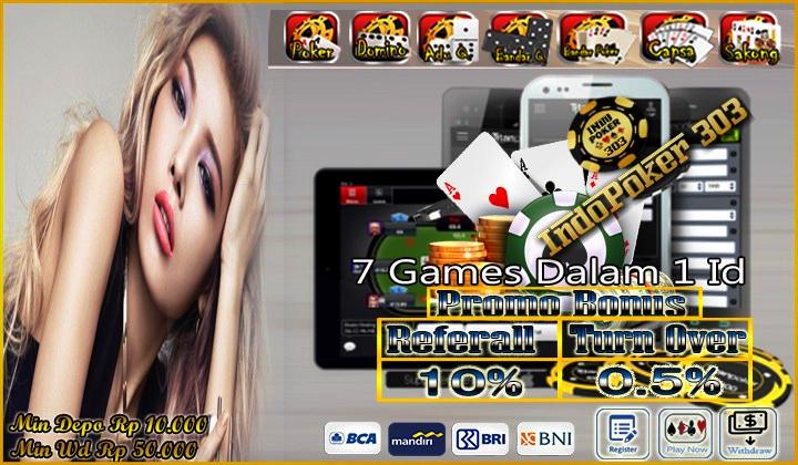 Agen Domino Online - Permainan domino QiuQiu sekarang sudah terjadi dalam game judi online uang asli di indonesia. dengan begitu para pemain bisa memainkan