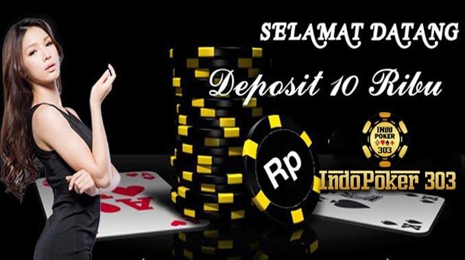 Agen Poker Online Teraman Yang Mempermudah Para Pemainnya