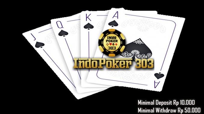 Indopoker303.com adalah agen poker online uang asli yang sudah memiliki lisensi sebagai Agen Poker Teraman dan terbesar di tanah air indonesia. jadi untuk para