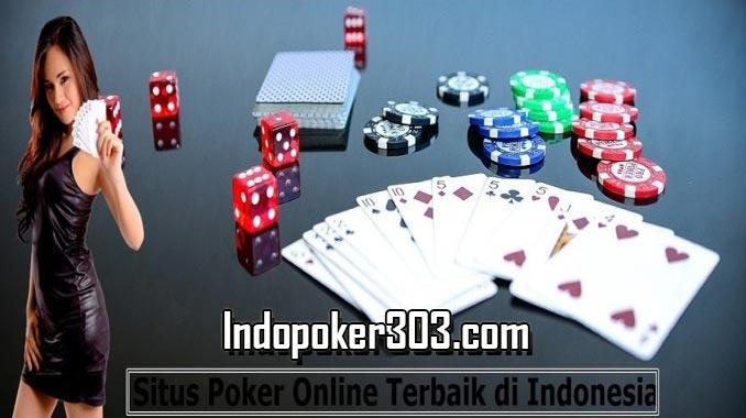 Permainan di Agen Poker Indonesia teraman dan terbaik saat ini tidak hanya mendapat keberuntungan tetapi disini juga para pemain dapat mencari peluang sehingga