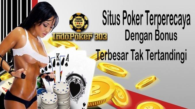 Permainan game judi online yang saat ini sedang booming di indonesia berkat permainan yang di sediakan oleh situs Indopoker303 yakni permainan Judi Poker Online