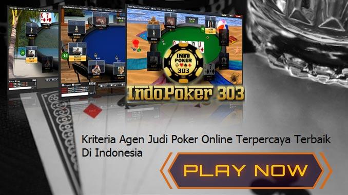 Kriteria Agen Judi Poker Online Indonesia Yang Terpercaya, Pastinya seluruh para bettor judi online bermain poker online indonesia dengan menggunakan uang asli tujuanya tidak hanya mencari hibuuran saja namun juga untuk mencari sebuh keuntungan