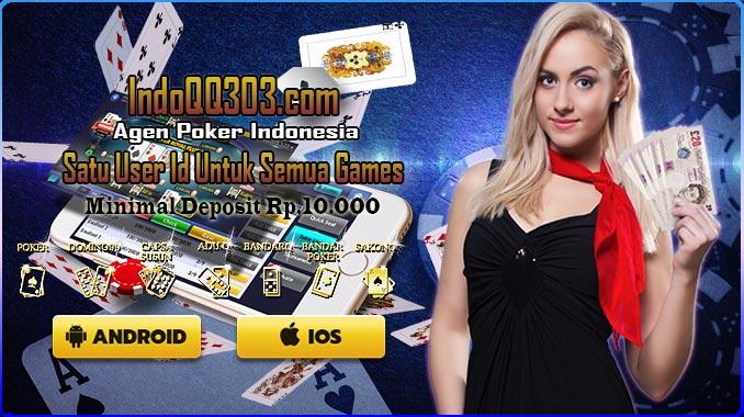 Siapa lagi yang tidak mengenal permainan poker online? Permainan Poker adalah permainan yang paling banyak diminati di dunia saat ini, termasuk di Indonesia sendiri.