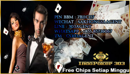 Game Poker Online Dari Waktu Ke Waktu Semakin Populer