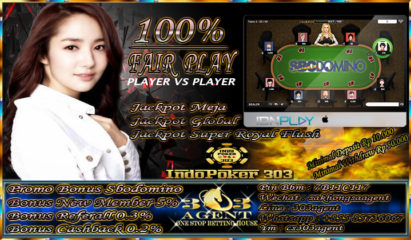 Website Agen Poker Online Paling Mudah Menang