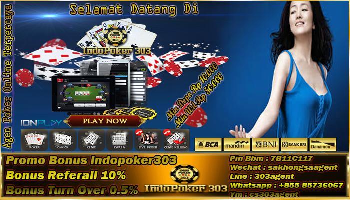 Situs Taruhan Poker Online Dengan Pelayanan Terbaik