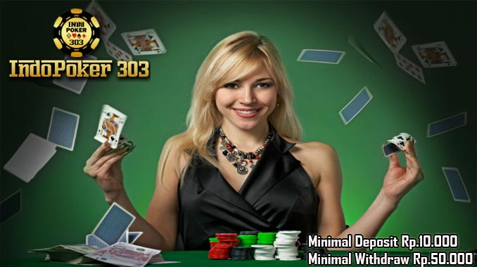 Agen Resmi Poker Online berkualitas Terpercaya Di Indonesia