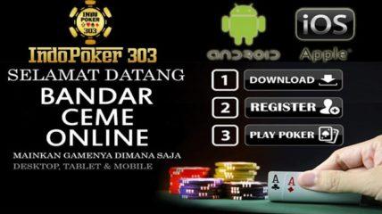 Agen Ceme Online Indonesia Uang Asli Menggunakan Cimb Niaga